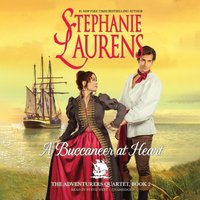 Buccaneer at Heart - Stephanie Laurens - audiobook