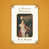 Constant Companion - M. C. Beaton writing as Marion Chesney - audiobook