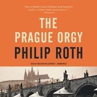 Prague Orgy - Philip Roth - audiobook