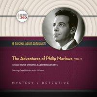 Adventures of Philip Marlowe, Vol. 2 - Hollywood 360 - audiobook
