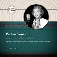 Our Miss Brooks, Vol. 2 - Hollywood 360 - audiobook