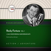 Rocky Fortune, Vol. 1 - Hollywood 360 - audiobook