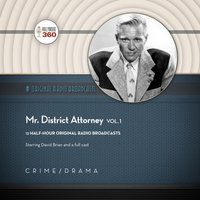 Mr. District Attorney, Vol. 1 - Hollywood 360 - audiobook