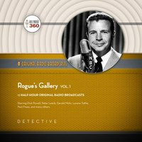 Rogue's Gallery, Vol. 1 - Hollywood 360 - audiobook