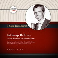 Let George Do It, Vol. 1 - Hollywood 360 - audiobook