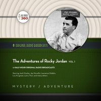 Adventures of Rocky Jordan, Vol. 1 - Hollywood 360 - audiobook