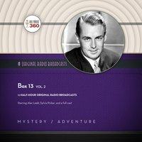 Box 13, Vol. 2 - Hollywood 360 - audiobook