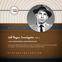 Jeff Regan, Investigator, Vol. 1 - Hollywood 360 - audiobook