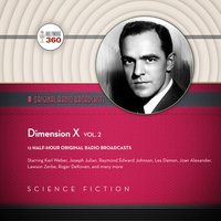 Dimension X, Vol. 2 - Hollywood 360 - audiobook