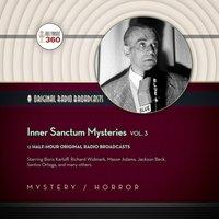 Inner Sanctum Mysteries, Vol. 3 - Hollywood 360 - audiobook