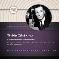 Man Called X, Vol. 1 - Hollywood 360 - audiobook