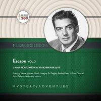 Escape, Vol. 3 - Hollywood 360 - audiobook