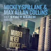 Murder Never Knocks - Mickey Spillane - audiobook