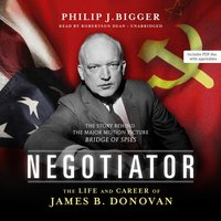 Negotiator - Philip J. Bigger - audiobook
