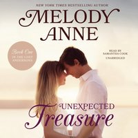 Unexpected Treasure - Melody Anne - audiobook