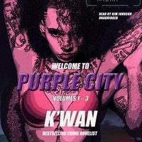 Purple City - Opracowanie zbiorowe - audiobook