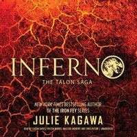 Inferno - Julie Kagawa - audiobook