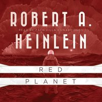 Red Planet - Robert A. Heinlein - audiobook