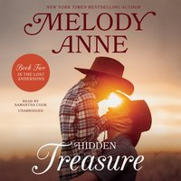 Hidden Treasure - Melody Anne - audiobook