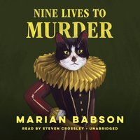 Nine Lives to Murder - Marian Babson - audiobook