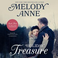 Holiday Treasure - Melody Anne - audiobook