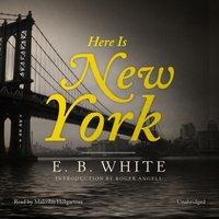 Here Is New York - E. B. White - audiobook