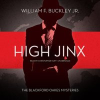 High Jinx - William F. Buckley Jr. - audiobook