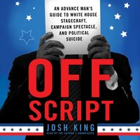 Off Script - Josh King - audiobook