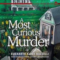 Most Curious Murder - Elizabeth Kane Buzzelli - audiobook