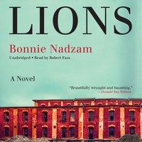 Lions - Bonnie Nadzam - audiobook