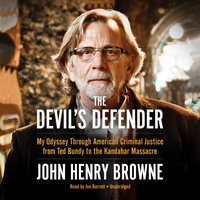 Devil's Defender - John Henry Browne - audiobook
