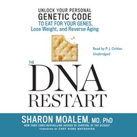 DNA Restart - Chef Nobu Matsuhisa - audiobook