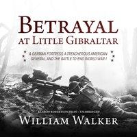 Betrayal at Little Gibraltar - William Walker - audiobook