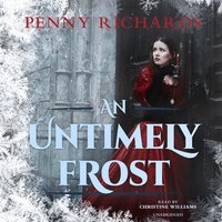 Untimely Frost - Penny Richards - audiobook