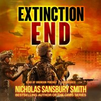 Extinction End - Nicholas Sansbury Smith - audiobook
