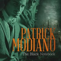 Black Notebook - Patrick Modiano - audiobook