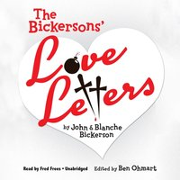 Bickersons' Love Letters - Ben Ohmart - audiobook