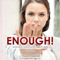 Enough! - L. David Harris - audiobook