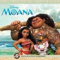 Moana - Disney Press - audiobook