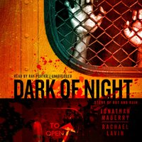 Dark of Night - Jonathan Maberry - audiobook