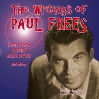 Writings of Paul Frees - Paul Frees - audiobook