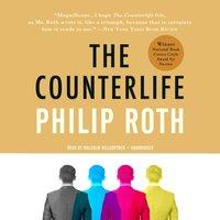 Counterlife - Philip Roth - audiobook