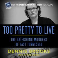Too Pretty to Live - Dennis Brooks - audiobook