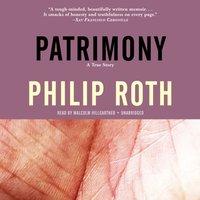 Patrimony - Philip Roth - audiobook
