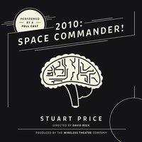 2010: Space Commander! - Stuart Price - audiobook