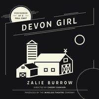 Devon Girl - Zalie Burrow - audiobook