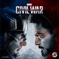 Marvel's Captain America: Civil War - Marvel Press - audiobook
