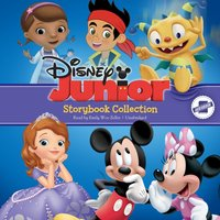 Disney Junior Storybook Collection - Disney Book Group - audiobook