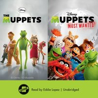 Muppets & Muppets Most Wanted - Katharine Turner - audiobook