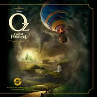 Oz the Great and Powerful - Disney Press - audiobook